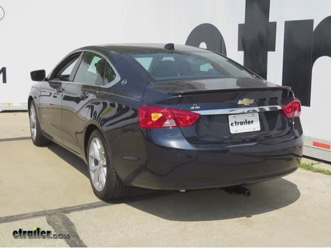 Trailer hitch installation 2015 chevrolet impala hidden hitch trailer hitch installation 2015 chevrolet impala hidden hitch video etrailer publicscrutiny Images