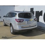 Trailer Hitch Installation - 2015 Chevrolet Traverse - Draw-Tite