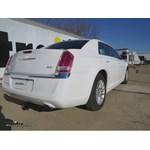 Trailer Hitch Installation - 2015 Chrysler 300 - Curt