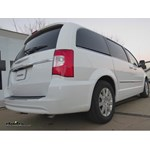 Trailer Hitch Installation - 2015 Chrysler Town and Country - Draw-Tite