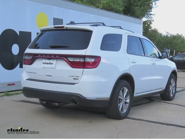 Trailer hitch installation 2015 dodge durango curt video trailer hitch installation 2015 dodge durango curt video etrailer asfbconference2016 Choice Image