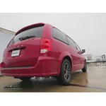 Trailer Hitch Installation - 2015 Dodge Grand Caravan - Draw-Tite