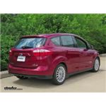 Trailer Hitch Installation - 2015 Ford C-Max - Draw-Tite