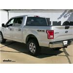 Trailer Hitch Installation - 2015 Ford F-150 - Draw-Tite