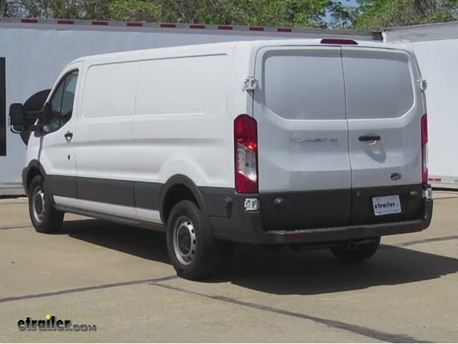 install trailer hitch 2015 ford transit t150 c13193_644 trailer hitch installation 2015 ford transit t150 curt video Trailer Hitch Connector at cos-gaming.co