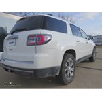Trailer Hitch Installation - 2015 GMC Acadia - Draw-Tite