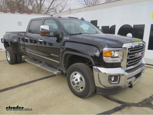 "Silverado 2500 Towing Capacity >> Curt Front Mount Trailer Hitch Receiver - Custom Fit - 2"" Curt Front Hitch C31071"