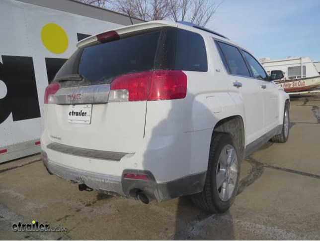 2015 Gmc Terrain Trailer Hitch Draw Tite