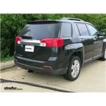 Trailer Hitch Installation - 2015 GMC Terrain - Draw-Tite