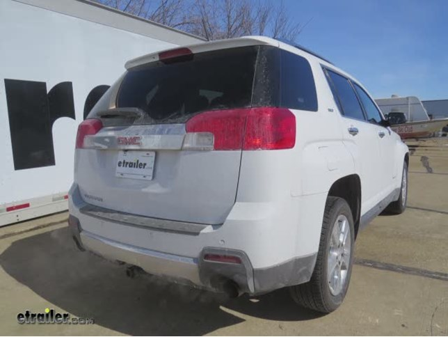 Trailer Hitch Installation 2015 GMC Terrain Curt Video