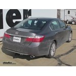 Trailer Hitch Installation - 2015 Honda Accord - Draw-Tite