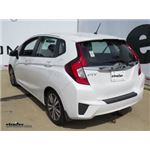 Trailer Hitch Installation - 2015 Honda Fit - Draw-Tite