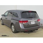 Trailer Hitch Installation - 2015 Honda Odyssey - Draw-Tite