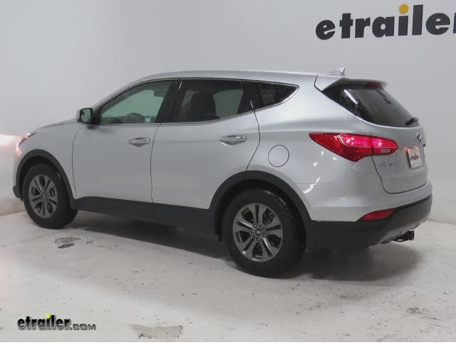 install trailer hitch 2015 hyunda santa fe c13152_644 trailer hitch installation 2015 hyundai santa fe curt video  at bayanpartner.co