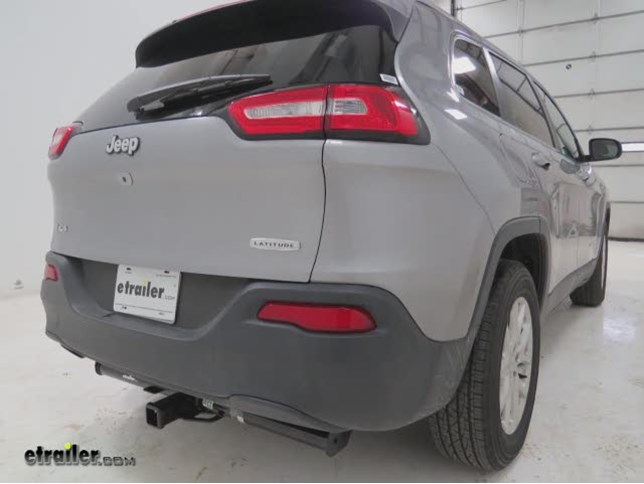 install trailer hitch 2015 jeep cherokee 87648_644 trailer hitch installation 2015 jeep cherokee hidden hitch  at honlapkeszites.co