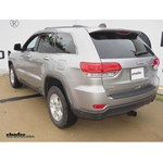 Trailer Hitch Installation - 2015 Jeep Grand Cherokee - Draw-Tite