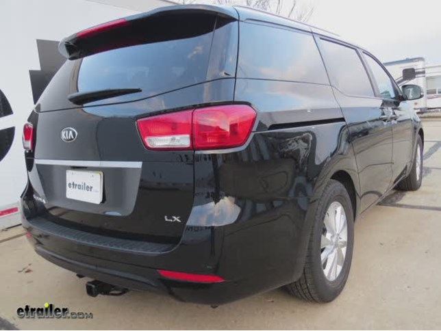 install trailer hitch 2015 kia sedona 75894_644 trailer hitch installation 2015 kia sedona draw tite video  at virtualis.co