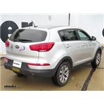 Trailer Hitch Installation - 2015 Kia Sportage - Draw-Tite