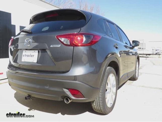 install trailer hitch 2015 mazda cx 5 c12080_644 trailer hitch installation 2015 mazda cx 5 curt video 2016 Mazda CX-5 Interior at bayanpartner.co