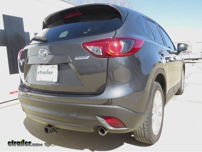 install trailer hitch 2015 mazda cx 5 c13127_644 trailer hitch installation 2015 mazda cx 5 curt video 2016 Mazda CX-5 Interior at reclaimingppi.co