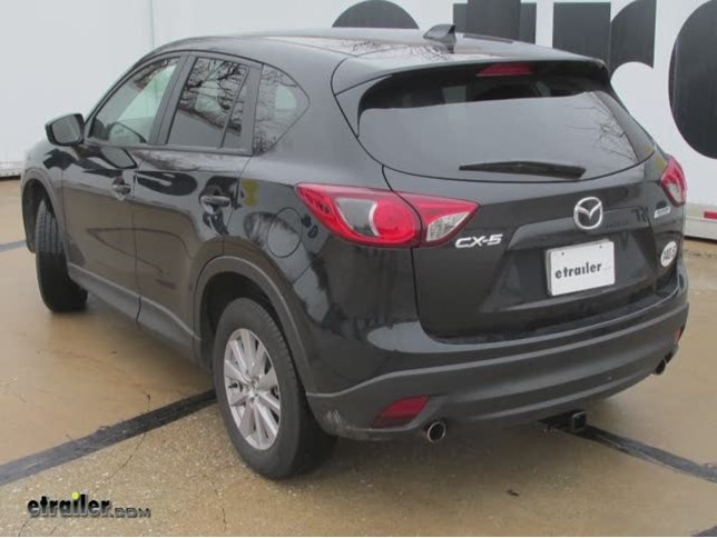 install trailer hitch 2015 mazda cx5 87686_644 trailer hitch installation 2015 mazda cx 5 hidden hitch video 2016 Mazda CX-5 Interior at bayanpartner.co