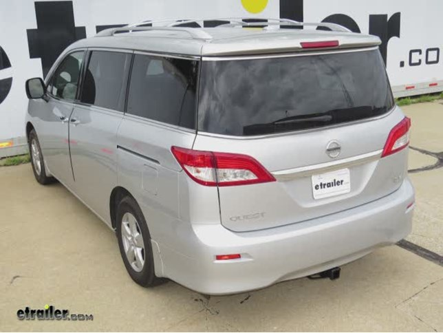 2015 nissan quest trailer hitch draw tite. Black Bedroom Furniture Sets. Home Design Ideas