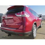 Trailer Hitch Installation - 2015 Nissan Rogue - Draw-Tite