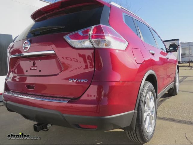 2015 Nissan Rogue Trailer Hitch Draw Tite