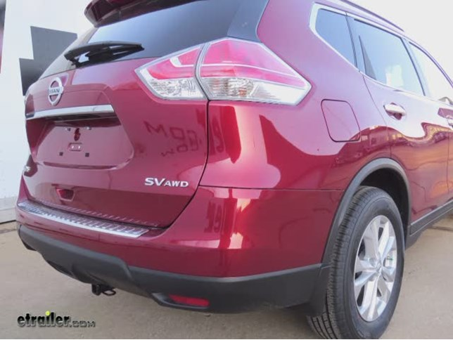 Charming Trailer Hitch Installation   2015 Nissan Rogue   Curt Video | Etrailer.com