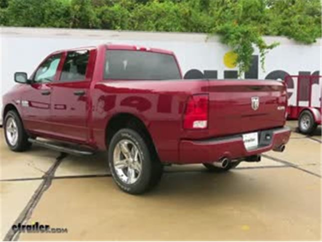 2015 ram 1500 trailer hitch curt. Black Bedroom Furniture Sets. Home Design Ideas