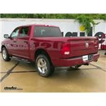 Trailer Hitch Installation - 2015 Ram 1500 - Draw-Tite