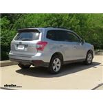 EcoHitch Hidden Trailer Hitch Installation - 2015 Subaru Forester