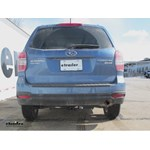 Trailer Hitch Installation - 2015 Subaru Forester - Draw-Tite