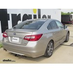 Trailer Hitch Installation - 2015 Subaru Legacy - Draw-Tite