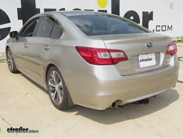 Towing Capacity 2015 Subaru Legacy