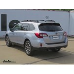 Trailer Hitch Installation - 2015 Subaru Outback Wagon - Draw-Tite