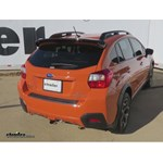 Subaru XV Crosstrek Trailer Hitch