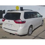 Trailer Hitch Installation - 2015 Toyota Sienna - Draw-Tite