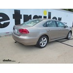 Trailer Hitch Installation - 2015 Volkswagen Passat - Draw-Tite
