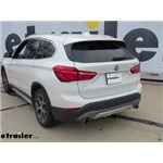 Draw-Tite Max-Frame Trailer Hitch Installation - 2016 BMW X1