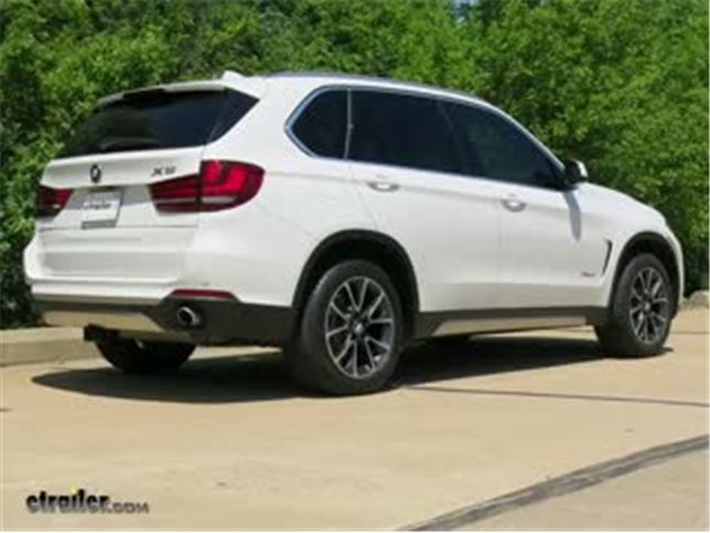 Curt Trailer Hitch Installation - 2016 BMW X5 Video | etrailer.com on jeep grand cherokee towing wire harness, hitch sleeve, hitch wiring cover, hitch bumper, toeing 2012 jeep cherokee wire harness, trailer hitch harness,