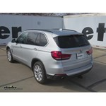 Trailer Hitch Installation - 2016 BMW X5 - Draw-Tite