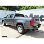 Trailer Hitch Installation - 2016 Chevrolet Colorado- Draw-Tite