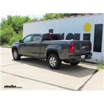 Curt Trailer Hitch Installation - 2016 Chevrolet Colorado