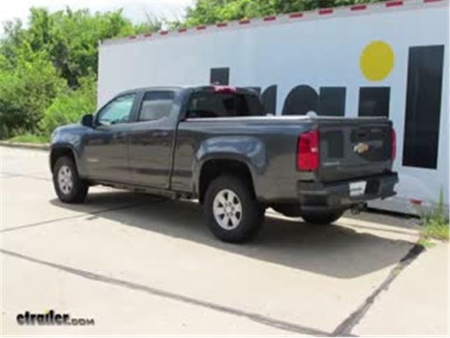 chevrolet colorado hitch colorado trailer hitches in