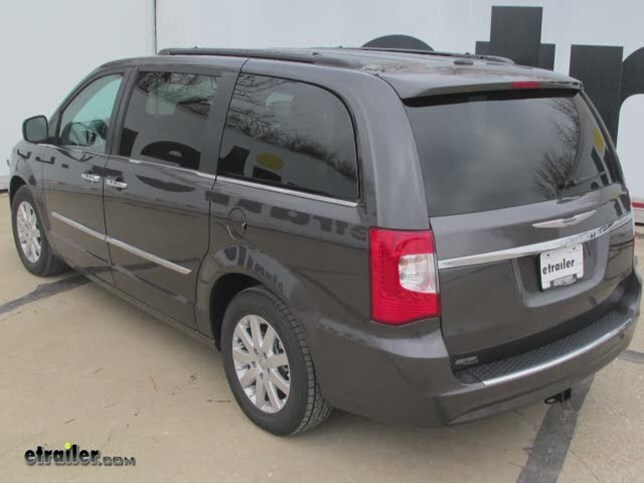 install trailer hitch 2016 chrysler town and country 13364_644 trailer hitch installation 2016 chrysler town and country curt Chrysler Town and Country Recalls at gsmportal.co