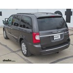 Trailer Hitch Installation - 2016 Chrysler Town and Country - Draw-Tite