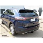 Trailer Hitch Installation - 2016 Ford Edge - Draw-Tite