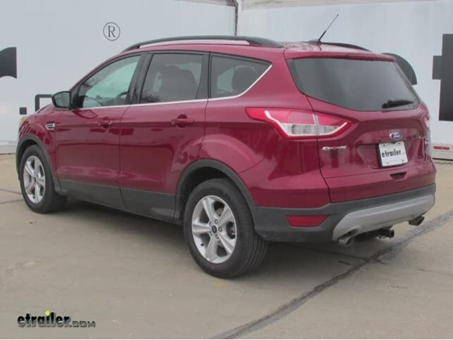 2017 Ford Escape Trailer Hitch Curt