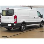 Trailer Hitch Installation - 2016 Ford Transit T250